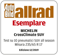 CrossClimate SUV | Exemplary Winter 2019