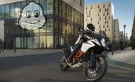 Moto Editorial michelin motorbike Neumáticos
