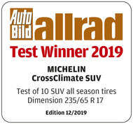 Auto Bild All Rad CC SUV 12/19