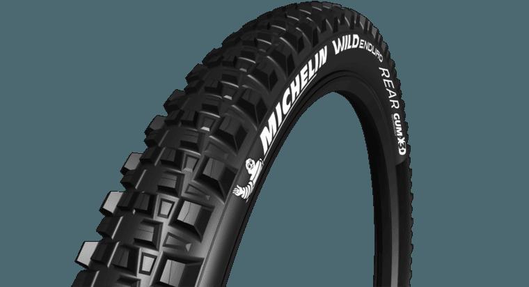 michelin bike mtb wild enduro rear product image