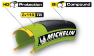 michelin bike road pro4 service course technology