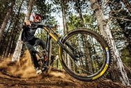 michelin bike mtb dh22 excellent on soft and mixed terrain