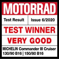 MOTORRAD Test Result