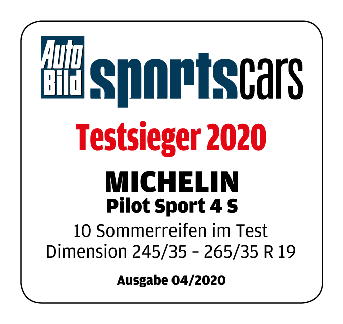 michelin ts pilotsport4s de frei