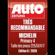 2019 AutoZeitung Très recommendable Primacy4