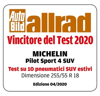 michelin pilotsport allrad flag