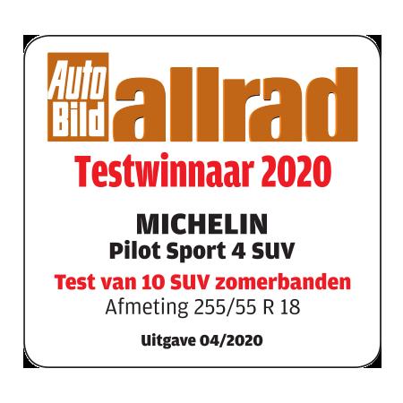 2020 - PS4 SUV - AutoBuild - Test winner