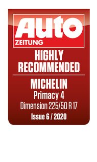 Primacy 4 - Auto Zeitung Highly recommended