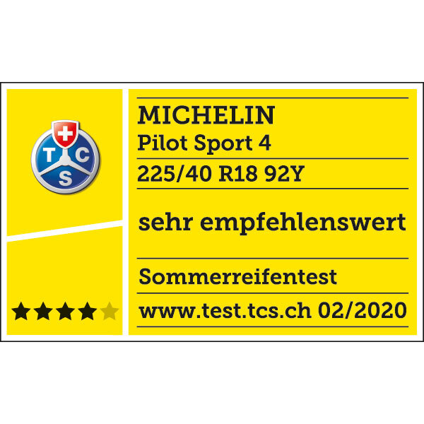 sommerreifen 2020 michelin pilot sport 4 225 standard cmyk de