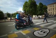 Motorrad Piktogramm michelin keyvisual citygrip2 1 full Reifen