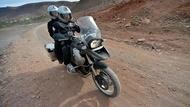 Moto Éditorial anakee3 19 Pneus