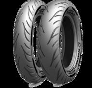 Moto Pneus cruiser tyres two thirds Perspective