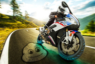 Moto Éditorial michelin power5 150 full Pneus