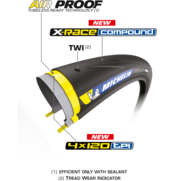 michelin bike road power road tlr technology