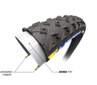 bike product michelin pilot slope technology