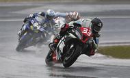 Motorrad Leitartikel power rain Reifen