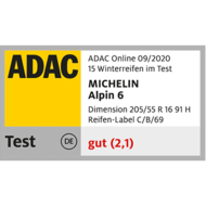 2020 ADAC MICHELIN Alpin 6