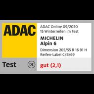 2020 ADAC MICHELIN Alpin 6