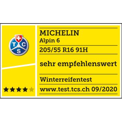 2020 TCS MICHELIN Alpin 6
