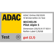 2020 ADAC MICHELIN Pilot Alpin 5