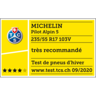2020 TCS MICHELIN Pilot Alpin 5