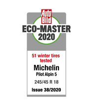 Michelin Pilot Alpin 5 - Auto Bild 2020 - Eco