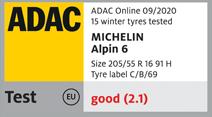 Adac alpin 6
