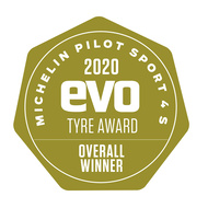 evo tyre test winner
