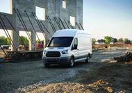 michelin aglis crossclimate tire on van