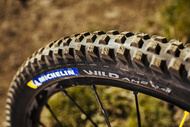 michelin bike mtb wild am2 more robustness