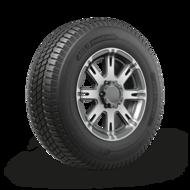 michelin aglis crossclimate tire left three quarters