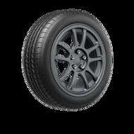 tire primacy as left three quarters