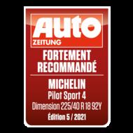 2021 AutoZeitung Michelin Pilot Sport 4