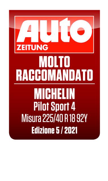 az0521 sehr empfehlenswert reifen michelin italian