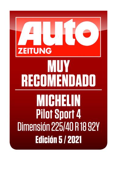 az0521 sehr empfehlenswert reifen michelin spanish