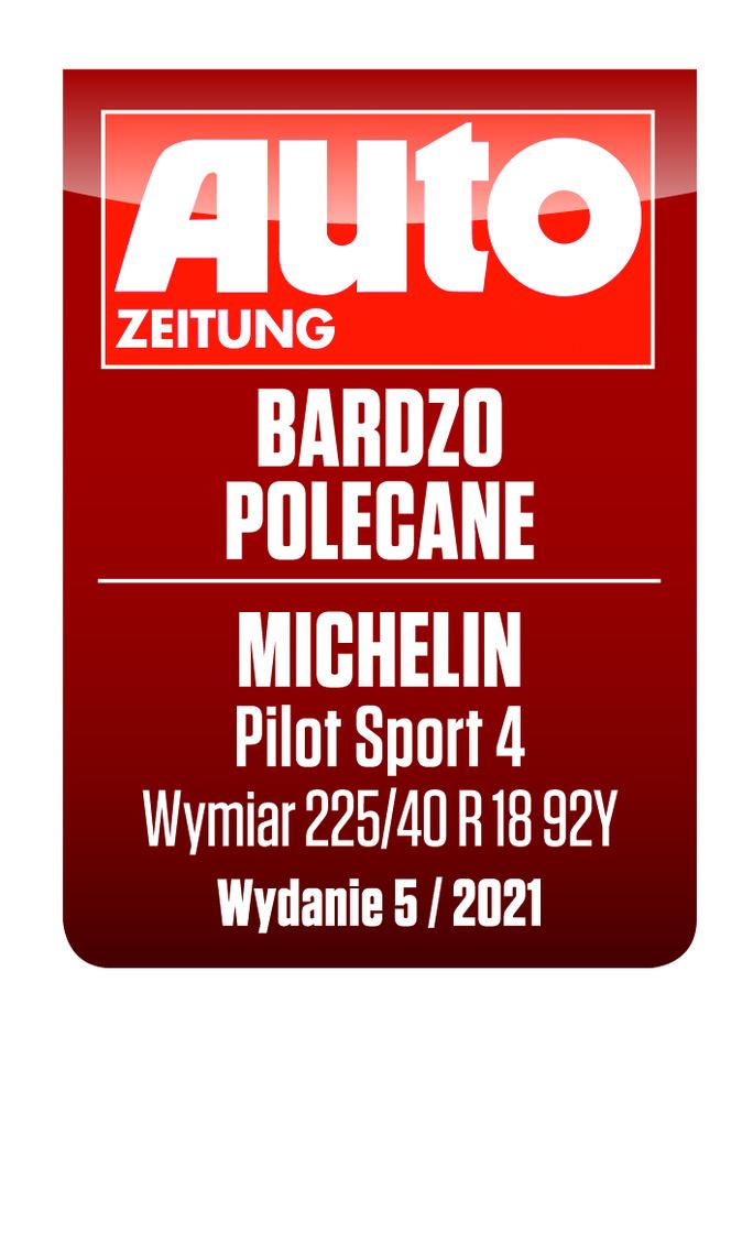 az0521 sehr empfehlenswert reifen michelin polish