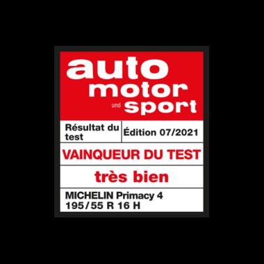 2021 AutoMotorSport Primacy 4