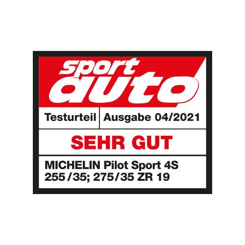 2021 sport auto michelin ps4s de