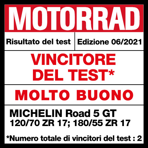 michelin road 5 gt mrd 06 2021 it
