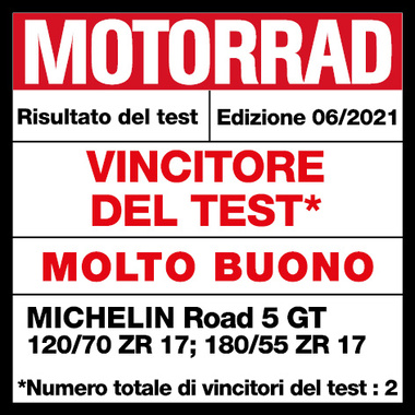 michelin road 5 gt mrd 06 2021 it