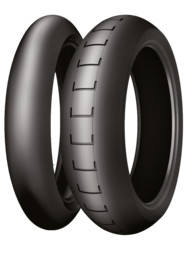 michelin powersupermoto slick setoftires
