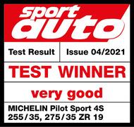 MICHELIN PILOT SPORT 4 S | Sport Auto