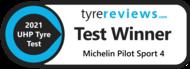 Tyrereviews.com Test winner
