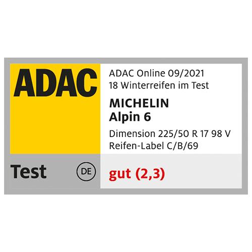 2021 Alpin 6 ADAC gut DE