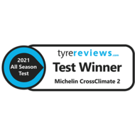 2021 CROSSCLIMATE 2 Tyre Reviews Test Winner