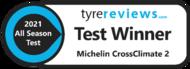 CrossClimate2-TYRE REVIEWS (UK)-AllSeason2021