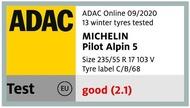 michelin pilot alpin 5 500