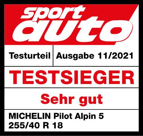 2021-sportauto-PilotAlpin5-Testsieger