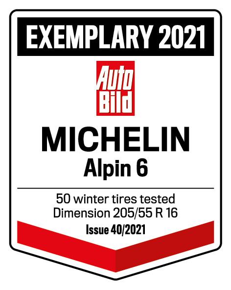 MICHELIN ALPIN 6 | AutoBild