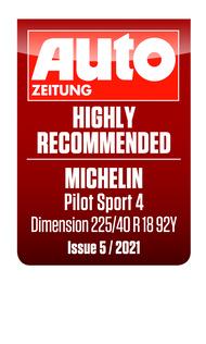 MICHELIN PILOT SPORT 4 | AutoZeitung